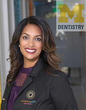 Pediatric Dentist Dr. Sheryl George